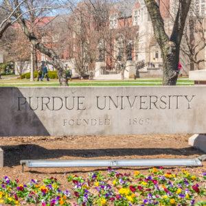 Purdue University mathematics