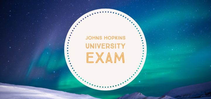 Johns Hopkins University math exam problems and solutions