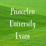 Characteristic Polynomial, Eigenvalues, Diagonalization Problem (Princeton University Exam)