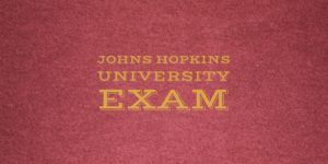 Johns Hopkins Linear Algebra Exam Problems and Solutions