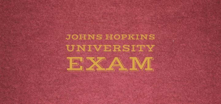 Johns Hopkins Linear Algebra Exam Problems and Solutions