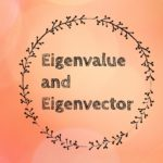 Eigenvalues and their Algebraic Multiplicities of a Matrix with a Variable