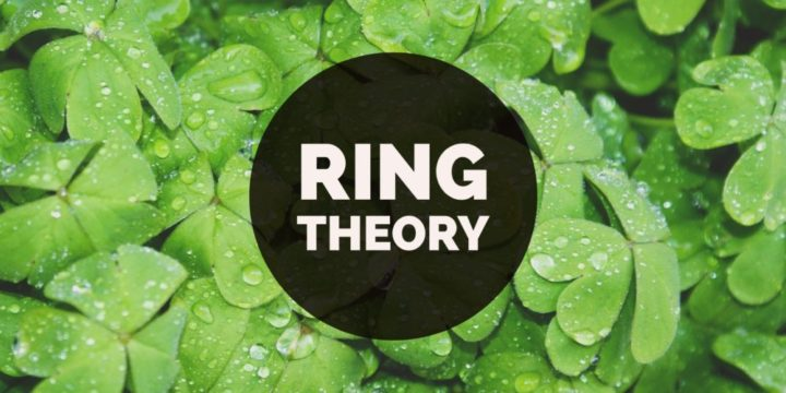 Problems and solutions of ring theory in abstract algebra