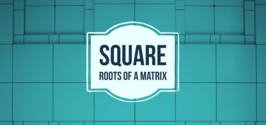 Square Roots of a Matrix Problems and Solutions
